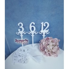 Номерок на стол №14