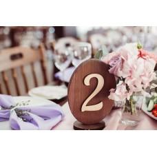 Номерок на стол №12