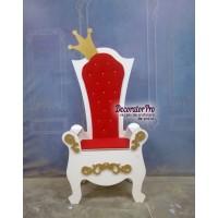 Кресло-трон детский №7