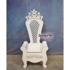 Кресло-трон детский №6