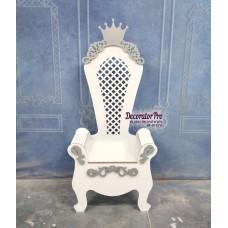 Кресло-трон детский №8