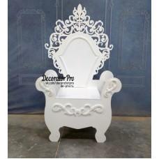 Кресло-трон детский №2