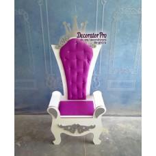 Кресло-трон детский №4