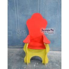 Кресло-трон детский №9